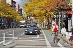 Números mostram os benefícios econômicos das ciclovias ao comércio New York City Department of Transportation/Divulgação