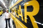 """O primeiro ônibus foi feito a martelo"", conta Bellini, um dos fundadores da Marcopolo Tadeu Vilani/Agencia RBS"