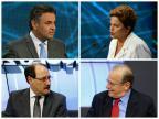 Qual o papel dos debates na reta final da campanha? Montagem sobre fotos de Nelson Almeida/AFP e Adriana Franciosi/Agência RBS/