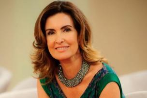 """""""Aplico botox a cada seis meses"""", diz Fátima Bernardes Divulgação/Gshow"""
