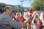 Tarso faz campanha por cinco cidades no norte do Estado Caco Argemi/UPPRS/Caco Argemi/UPPRS