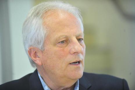 """O Estado precisa ser mais eficiente"", afirma vice na chapa de Sartori (Jean Pimentel/Agencia RBS)"