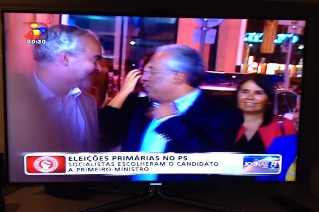 Ex-vice-cônsul foragido no Brasil aparece contente em televisão portuguesa Reprodução/TVI