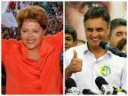 Por que o Datafolha mostra avanço de Dilma Montagem sobre fotos de Ichiro Guerra e Orlando Brito / Divulgação/