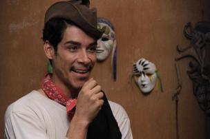 Cinebiografia do comediante Cantinflas estreia nesta quinta-feira Paris Filmes/Divulgação