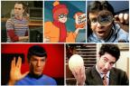 Relembre os personagens nerds mais queridos do cinema e da televisão Reprodução/Montagem Kzuka