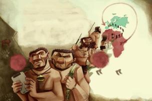 Mais antigo DNA humano possui traços dos neandertais, diz estudo Leonardo Azevedo/Arte ZH