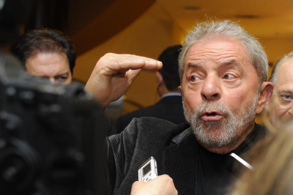 Justiça nega habeas corpus preventivo em favor de Lula Jonas Ramos/Agencia RBS