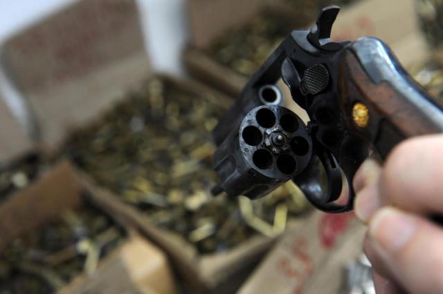 Nove anos após referendo, Congresso discute lei para facilitar porte de armas Charles Guerra/Agencia RBS
