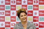 """Dilma diz que """"toda eleição tem conflitos"""" Ichiro Guerra/Dilma 13,Divulgação"""