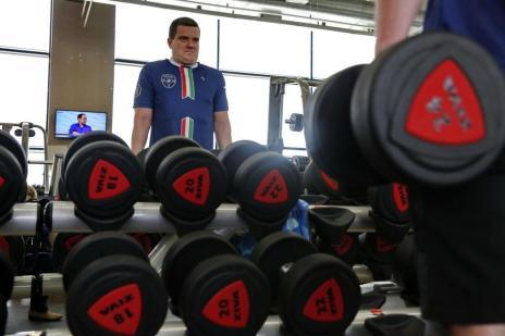 Musculação ganha espaço e lidera crescimento de atividades físicas (Adriana Franciosi/Agencia RBS)