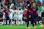 De virada, Real Madrid vence o Barcelona por 3 a 1 GERARD JULIEN/AFP