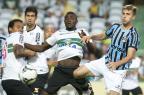 Luiz Zini Pires: com três centroavantes, Grêmio radical empata em Curitiba Felipe Gabriel/Lancepress!