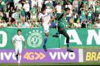 Com gol nos acréscimos, Chapecoense empata com o Santos na Arena Condá Sirliane Freitas/Agência RBS