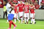 Inter vence o Bahia e volta ao G-4