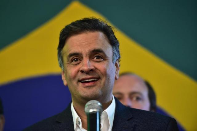 Aécio Neves nega que tenha tentado frear Operação Lava-Jato Bruno Alencastro/Agencia RBS