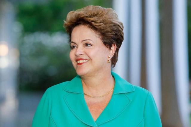 Dilma Rousseff é reeleita presidente do Brasil Divulgação/Divulgação