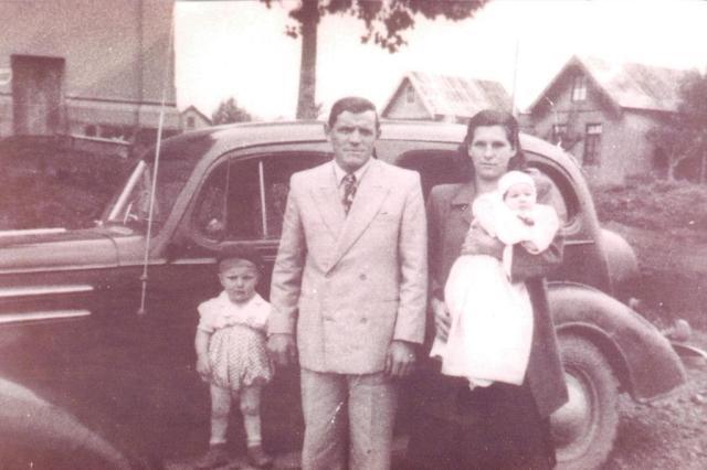 Jeito gringo de ser de Sartori foi moldado no interior Álbum de família/divulgação