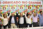 """""""Queremos fazer um governo simples, honesto e eficiente"""", diz Sartori em primeiro discurso Diego Vara/Agencia RBS"""