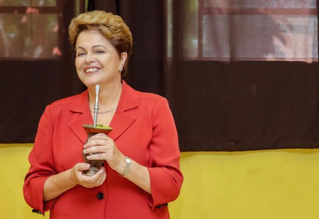 A trajetória de Dilma Rousseff em cinco momentos Divulgação /