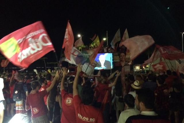 Fusos horários deixaram país por três horas à espera da apuração Charles Guerra/Agencia RBS