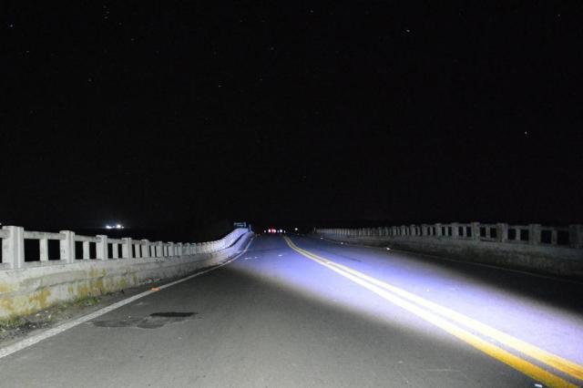Ponte cede e bloqueia trânsito na BR-287, entre São Pedro do Sul e Mata Gabriel Haesbaert/Especial