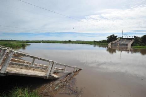 Empresa que vai construir nova ponte da BR-287 deve ser escolhida na semana que vem (Jean Pimentel/Agencia RBS)