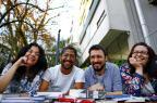 'Feira Além da Feira' oferece oficinas de escrita e desenho em Porto Alegre Félix Zucco/Agencia RBS