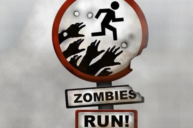 Conheça os games que foram pensados para melhorar sua saúde  Run Zombie Run/Divulgação