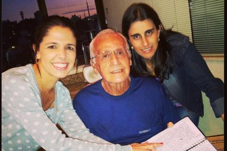 """Celestino Valenzuela autografa """"Que Lance!"""" neste domingo na Feira do Livro (Acervo pessoal/Divulgação)"""