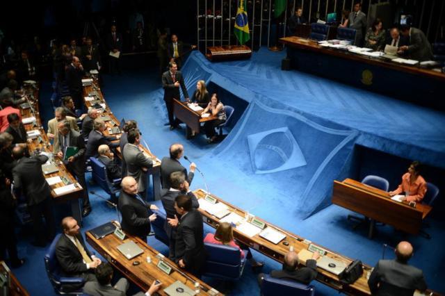 Senado aprova projeto que altera a indexação das dívidas dos Estados Fabio Rodrigues Pozzebom/Agência Brasil