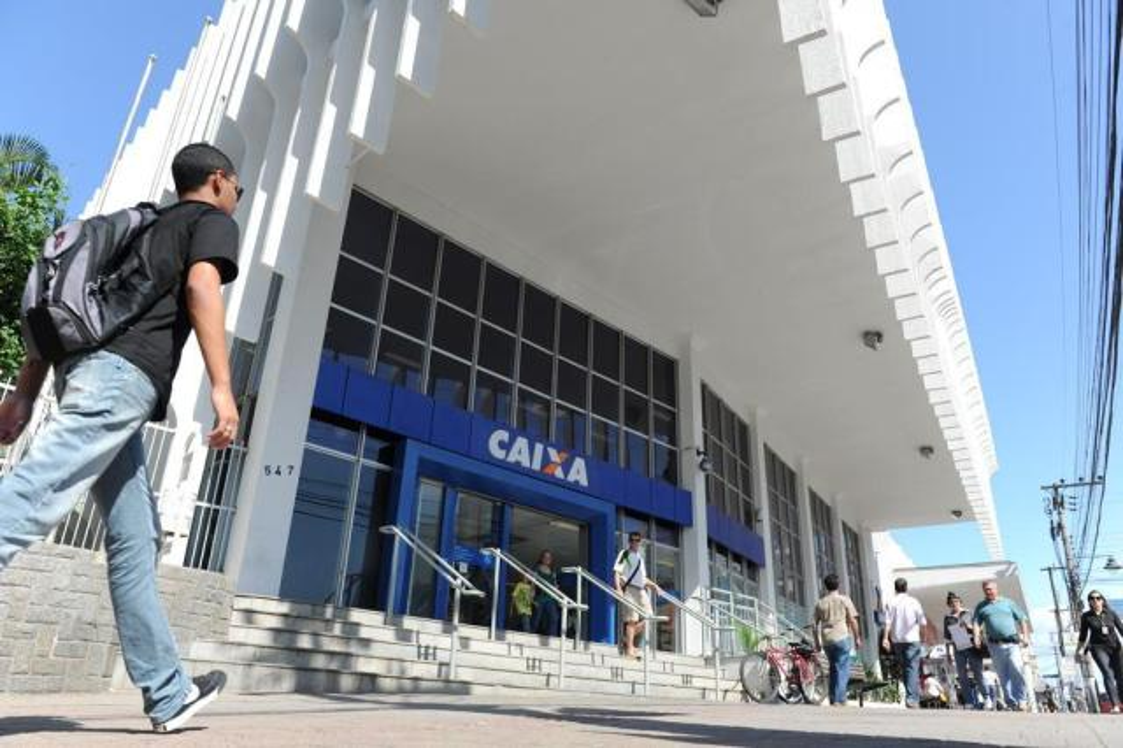 Agências da Caixa abrem neste sábado para saque de contas inativas do FGTS Leo Munhoz/Agencia RBS