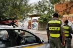 Moradores do Mario Quintana vivem sob toque de recolher em Porto Alegre Adriana Franciosi/Agencia RBS