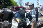Perseguição termina em acidente na Zona Sul de Porto Alegre Renato Dornelles/Agência RBS