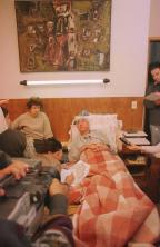 Poucos dias antes de morrer, Iberê Camargo convocou coletiva de imprensa Valdir Friolin/Agencia RBS
