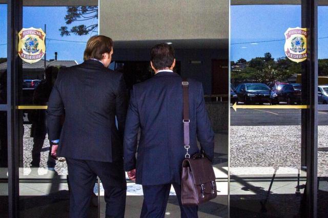 Por que os políticos ficaram de fora da sétima fase de investigações na Petrobras PAULO LISBOA/BRAZIL PHOTO PRESS/ESTADÃO CONTEÚDO