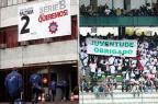 Dossiê Ca-Ju: o problema crônico do calendário nas divisões inferiores Montagem sobre fotos de Porthus Junior e Juan Barbosa/Agência RBS/