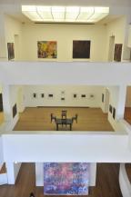 """Exposição """"Iberê Camargo: Século 21"""" relaciona obras do pintor com produções de artistas contemporâneos Lauro Alves/Agencia RBS"""