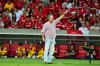 """Abel Braga dedica """"vitória sofrida"""" a roupeiro do Inter: """"É o maior de todos os colorados"""" Fernando Gomes/Agencia RBS"""