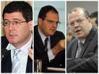 Governo anunciar� equipe econ�mica nesta quinta-feira  Montagem sobre fotos/ABr, ABr e Ag�ncia Senado
