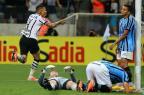 """Diogo Olivier: """"Ficou muito difícil para o Grêmio"""" marcos Bezerra/ae"""