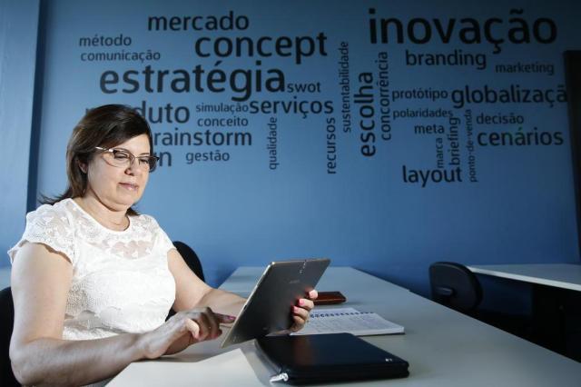 Faculdade é realidade também para quem já passou dos 50 Adriana Franciosi/Agencia RBS