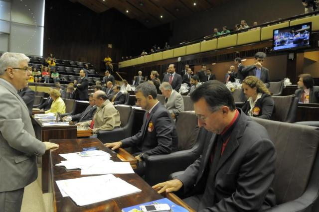 Assembleia aprova aposentadoria especial para deputados Marcelo Bertani/Agência ALRS/Divulgação