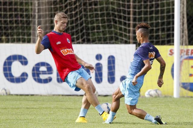 Cruzeiro pode incluir Marlone em oferta para compra de Moreno Washington Alves/Light Press/Divulgação