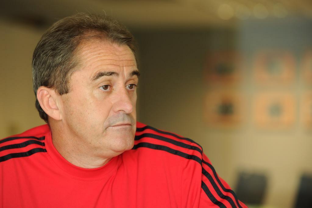 Novelletto releva críticas por vídeo em que comemora classificação do Inter sobre o Corinthians Fernando Gomes/Agencia RBS