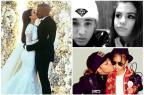 Instagram libera ranking de fotos mais curtidas do mundo dos famosos Reprodução Instagram/Montagem Kzuka