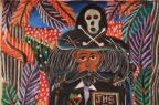 Com abertura nesta quinta, exposição traz à tona riqueza cultural do Haiti Divulgação/Divulgação