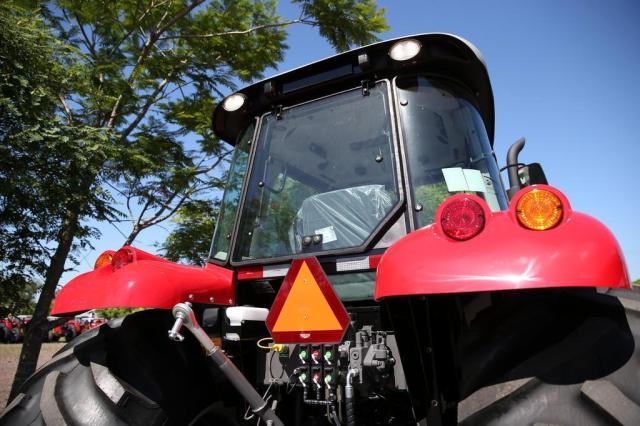Sem consenso nem clareza, emplacamento obrigatório de máquinas agrícolas preocupa setor Fernando Gomes/Agencia RBS