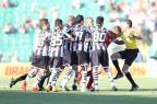 MP pede investigação da violência dos atletas do Figueirense no jogo com o Inter Charles Guerra/Agencia RBS