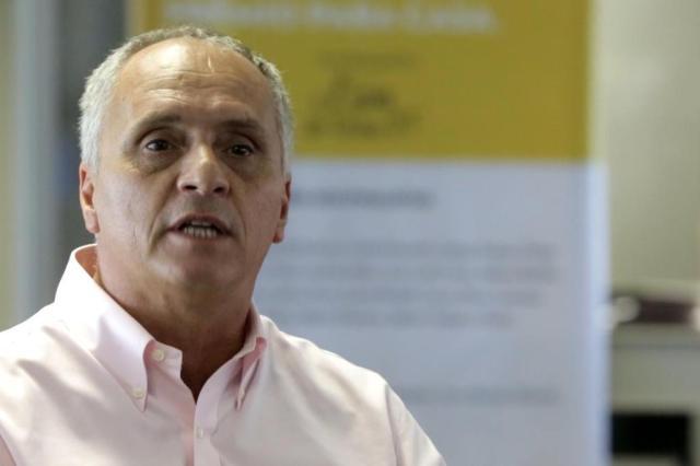 """Marcelo Medeiros: """"A gente tem que administrar o clube com responsabilidade"""" Victor Soares/Agencia RBS"""